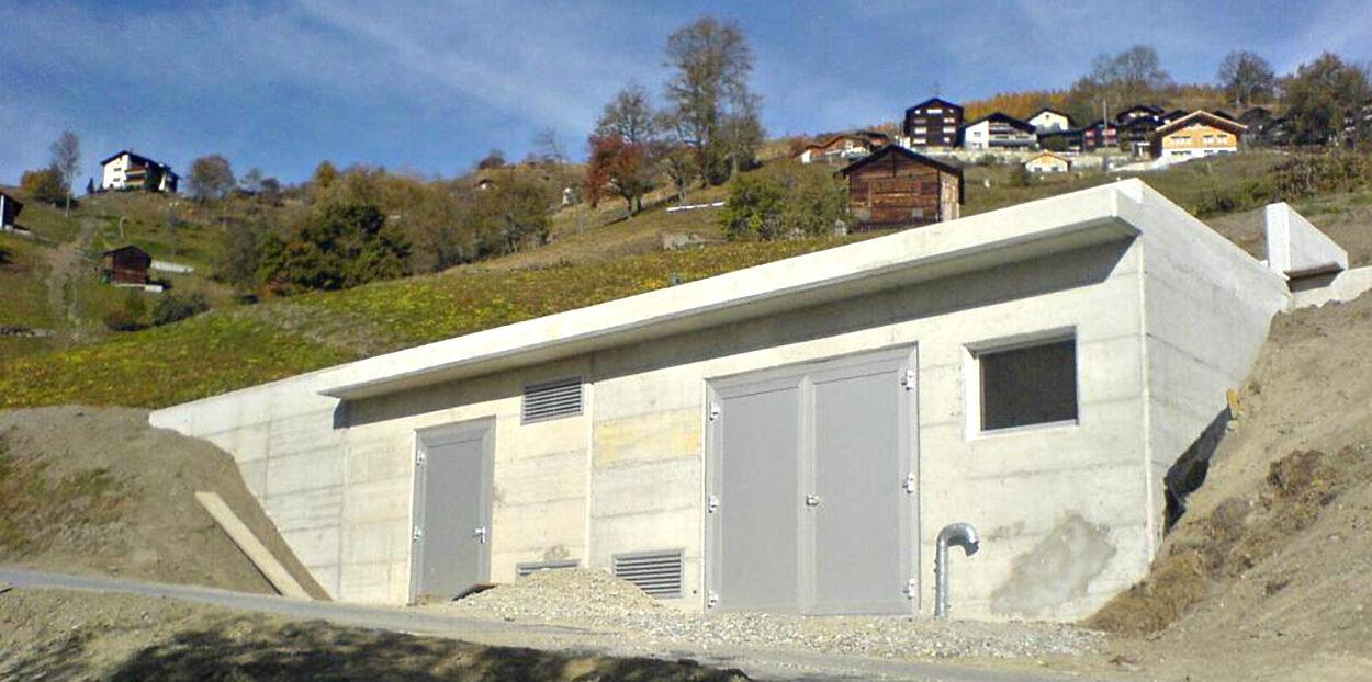 Toerbel trinwasserkraftwerk