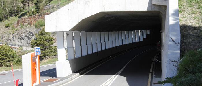 Schallberg tunnel
